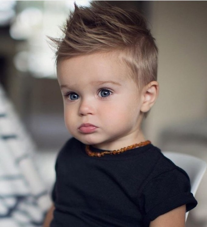 45 Toddler Boy Haircuts For Cute And Adorable Look - Haircuts with Superb Asian Toddler Boy Hairstyles