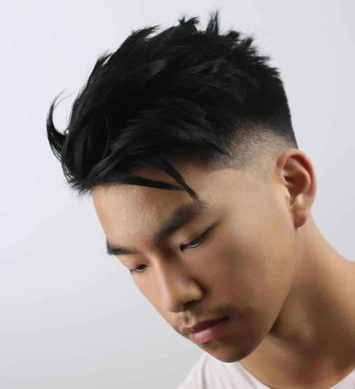 Best Hairstyles For Asian Men within Superb Asian Hairstyles Thick Hair