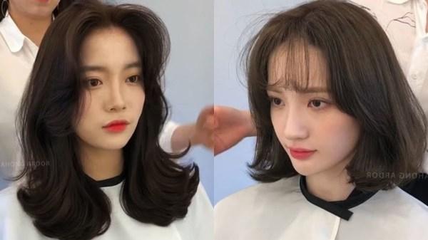 Easy Cute Korean Hairstyles 2019 ? Amazing Hair Transformation pertaining to Cute Korean Hairstyles For Medium Hair