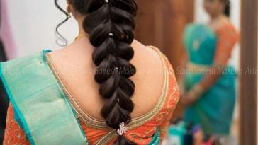 Hair Do | Hair Do | Indian Wedding Hairstyles, Wedding Hairstyles intended for Bridal Hairstyles For Long Hair South Indian