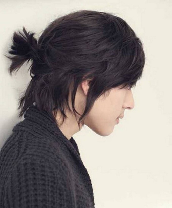 Image For Long Hairstyles Asian Guys Best Long Hairstyles Models with regard to The most ideal Long Asian Hairstyles For Guys