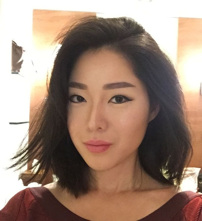 Modern Short Bob, Blunt Cut, Asian Hair | Hair In 2019 | Asian Short with regard to Short Bob Hairstyles For Asian Hair