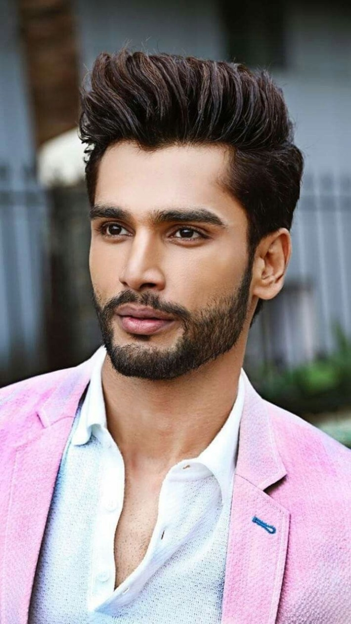 Rohit Khandelwal Mr. India , Mr. World | Rohit Khandelwal Mr. India inside Cool Hairstyles For Indian Guys