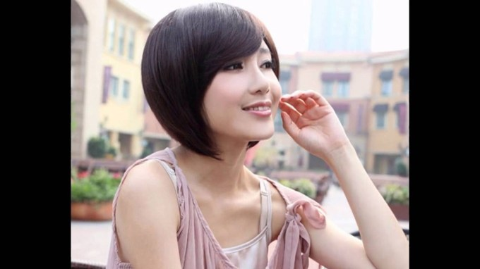 Short Hairstyles For Asian Women 2016 - Youtube pertaining to Cute Asian Hairstyles For Short Hair