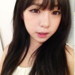 The Hairstyle To Try This Spring: Asian See Through Bangs♡ | Beauty within Asian Bangs Hairstyle