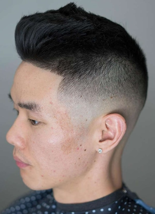 Top 30 Trendy Asian Men Hairstyles 2019 with Cool Hairstyles For Asian Guys