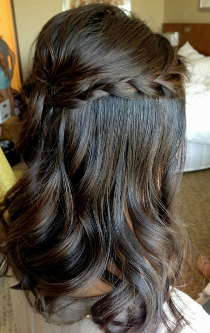 Wedding Hairstyles Medium Hair Down | Hair For Kat | Bridal Hair for Asian Wedding Hairstyles For Medium Hair