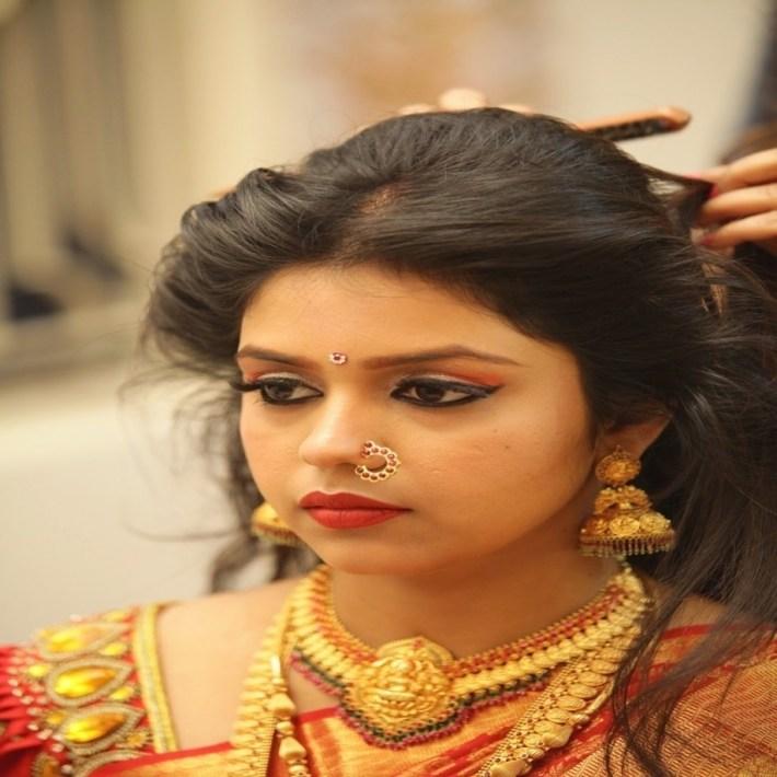 Women Hairstyle : Kerala Hindu Bridal Hairstyles For Short Hair inside Bridal Hairstyles For Long Hair South Indian