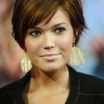 15 Sassy Hairstyles Featuring Mandy Moore Short Hair   Mandy intended for How To Cut Mandy Moore Short Hair