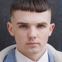 Mens Haircuts For Big Heads