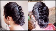 indian hair style thin short