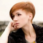 Haircuts One Side Long Other Short pertaining to What Hair Style Is Short On One Side And Long