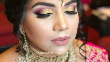 Indian Hair And Makeup Artist West London | Saubhaya Makeup for Indian Hair And Makeup London