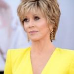 Jane Fonda Says She's Not Afraid To Die   Hair & Beauty intended for Jane Fonda Short Hair