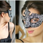 Masquerade Hairstyle inside Hairstyles For Masquerade Party