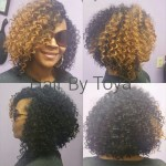Model Model Jerry Curl Quick Weave Bob ☆ | Quick Weaves In intended for Quick Weave Jerry Curl Hair Styles