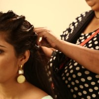 Front Twist Hairstyle Indian Step By Step