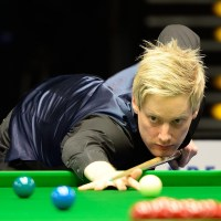 Is That Neil Robertson Own Hair