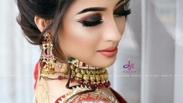Pinterest:@aditimaharaj | Bride In 2019 | Indian Bridal throughout Indian Wedding Hair And Makeup Ideas