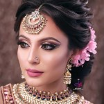 Shikachand | Look In 2019 | Indian Bridal Hairstyles, Bridal regarding Indian Wedding Hairstyles And Makeup