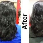 #step Cutting For Short Hair /पतले बालो मे स्टेप कैसे डाले with Step Cut Hairstyle For Short Hair Indian