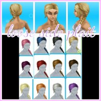 The Sims Freeplay Hairstyles