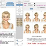 Try Wedding Hairstyles On Your Photo - Free Virtual Hair App pertaining to Try On Hairstyles Online For Free