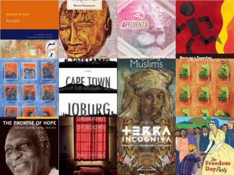 African Book Critics' List 2016