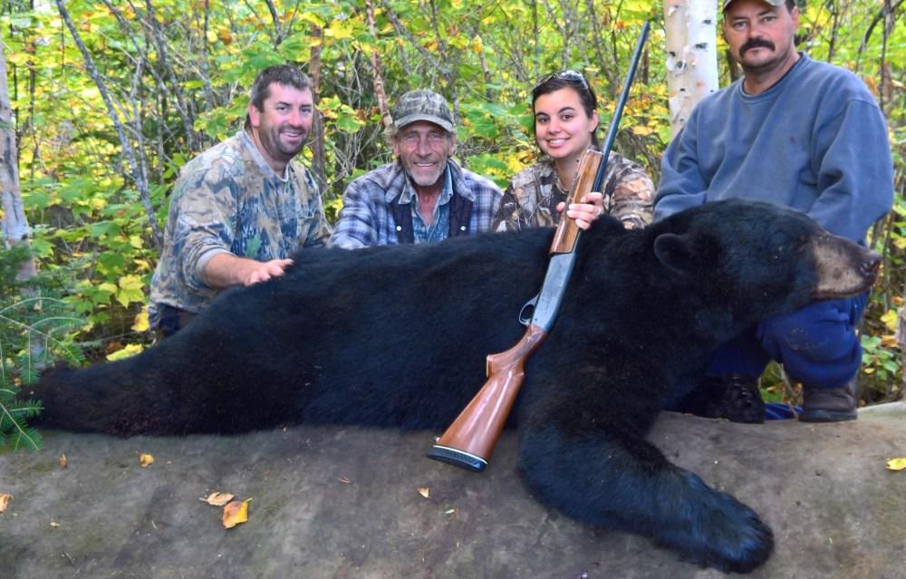 medium resolution of black bear hunting sit until dark
