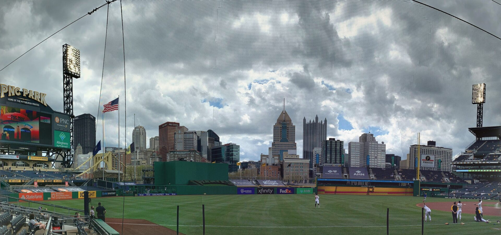 Read more about the article Pirates v Cubs @ PNC Park