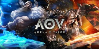 Arena of Valor ( AOV ).