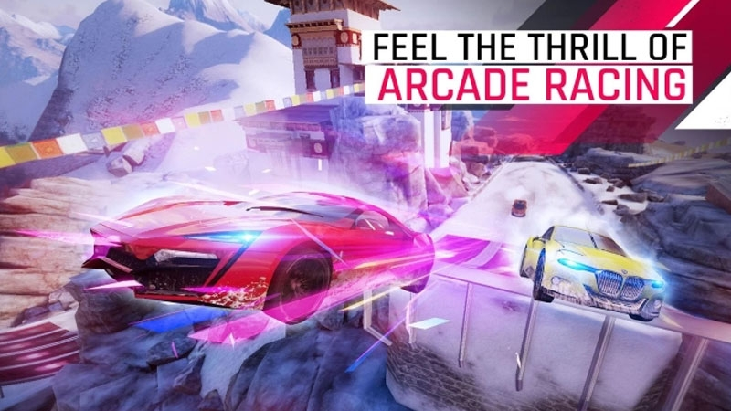Asphalt 9 : Legends.