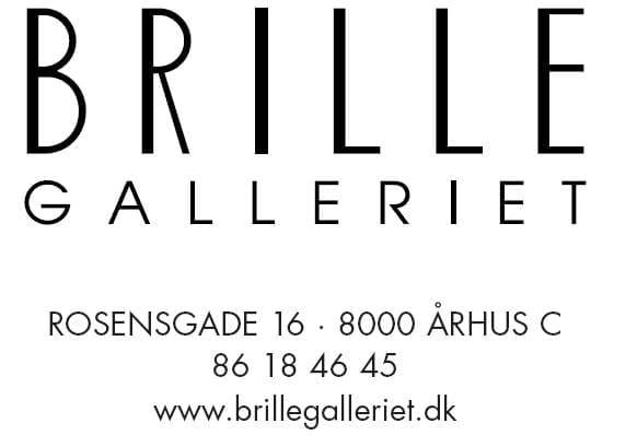 Brille Galleriet logo
