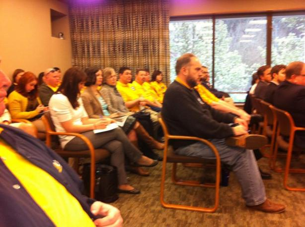 oregon paid sick days hearing
