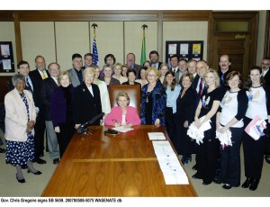 SB 5659 official signing photo