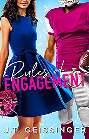 Rules of Engagement - J.T. Geissinger