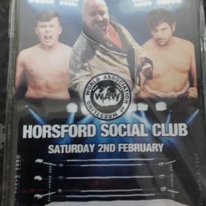 Horsford Feb19 DVD Cover