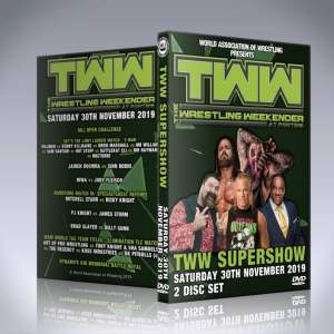 The Wrestling Weekender Supershow DVD