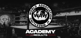 Academy Show Results 19/01/20