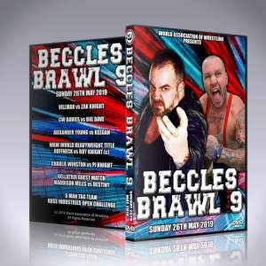 Beccles Brawl 9 DVD