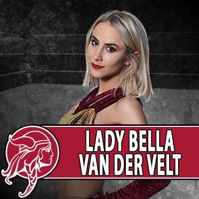 Lady Bella van der Velt