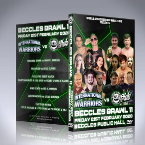 Beccles Brawl 11 DVD