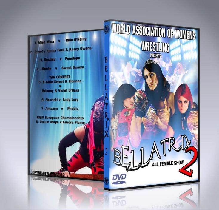 WAWW Bellatrix 2 DVD