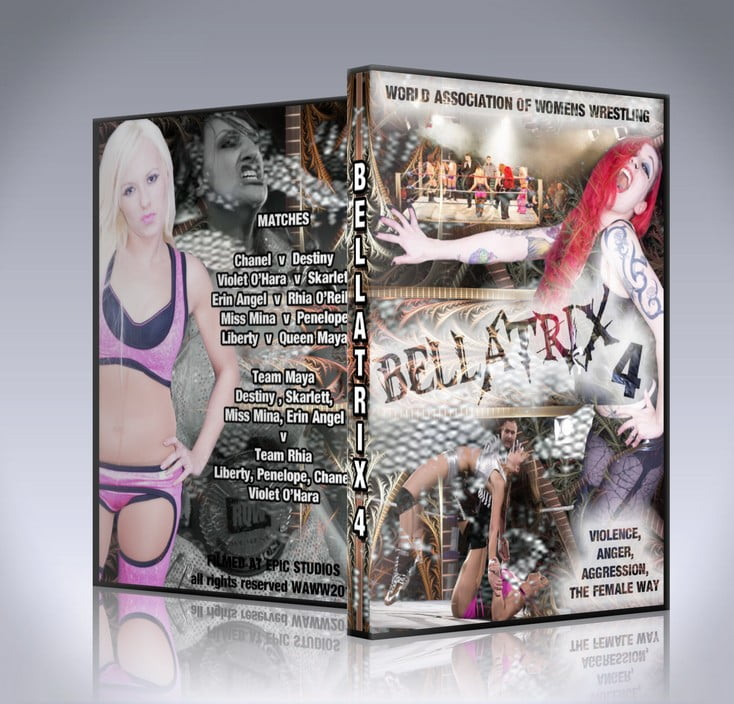 WAWW Bellatrix 4 DVD