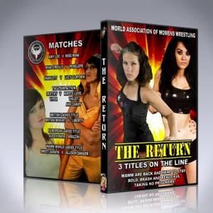 WAWW The Return DVD
