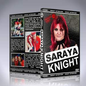 Saraya Knight Shoot Interview DVD