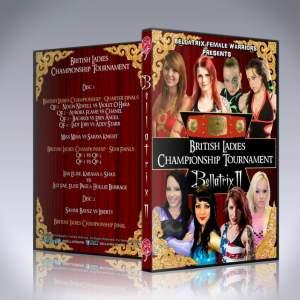 Bellatrix 11 DVD Cover