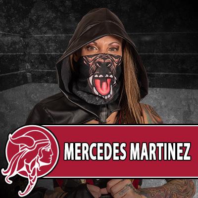 Mercedes Martinez
