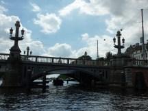 Eine der zahlreichen Brücken