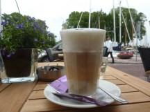 Kaffee in Hoorn.
